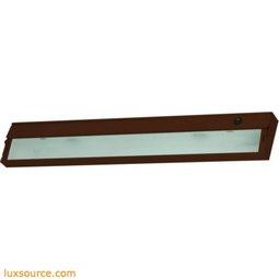 Aurora 3 Light Under Cabinet Light In Bronze A026UC/15