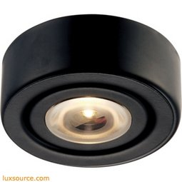 Alpha Collection 1 Light Recessed LED Disc Light In White A732DL/40