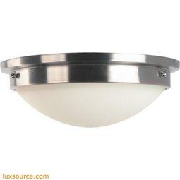 American Foursquare Light Indoor Flush Mount - 2 - Light