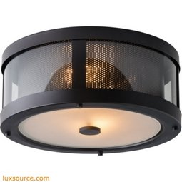 Bluffton Light Flushmount - 2 - Light