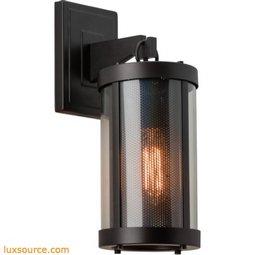 Bluffton Light Outdoor Wall Sconce - 1 - Light