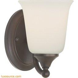 Claridge Light Vanity Fixture - 1 -Light