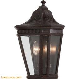 Cotswold Lane Light Wall Lantern - 2 -Light