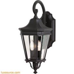 Cotswold Lane Light Wall Lantern - 2 - Light