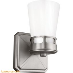 Cupertino Light Sconce - 1 - Light - White