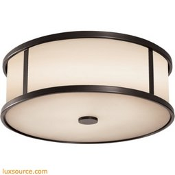 Dakota Light Ceiling Fixture - 2 - Light - LED 2700K 90 CRI