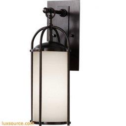 Dakota Light Wall Lantern - 1 -Light - White