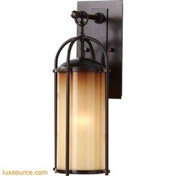 Dakota Light Wall Lantern - 1 - Light