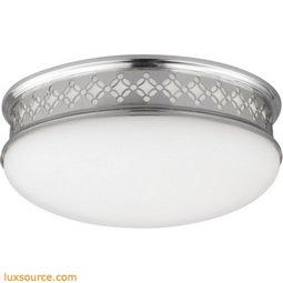 """Devonshire Light Flush - 10"""" - 1 - Light - LED 2700K 90CRI"""