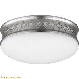 Devonshire Light Flush - 2 - Light- White