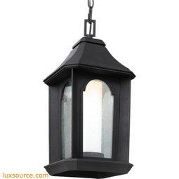 Ellerbee Light Outdoor Led Pendant Lantern - 1 - Light - LED 2700K 90 CRI