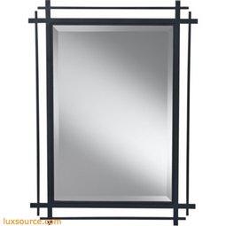 Ethan Iron Mirror - Mirror