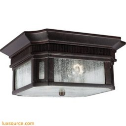 Federal Light Outdoor Flush - 2 - Light