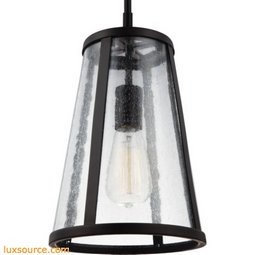 Harrow Mini Pendant - 1 - Light - Clear