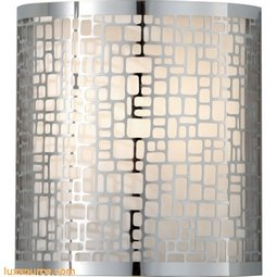 Joplin Light Sconce - 1 - Light - White