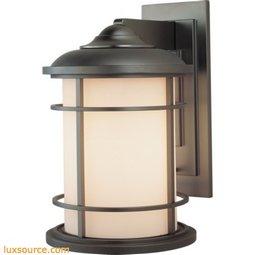 Lighthouse Light Wall Lantern - 1 - Light -LED 2700K 90 CRI