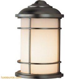 Lighthouse Light Wall Lantern - 1 - Light - LED 2700K90 CRI