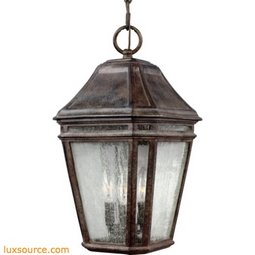 Londontowne Light Outdoor Pendant - Large- 3 - Light