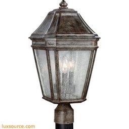 Londontowne Light Outdoor Post - Large- 3 - Light