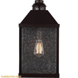 Lumiere Light Outdoor Wall Sconce - 1 - Light - Clear