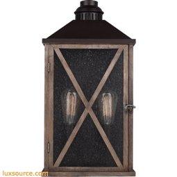 Lumiere Light Outdoor Wall Sconce - 2 - Light