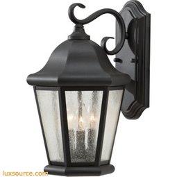 Martinsville Light Outdoor Lantern - 1 -Light