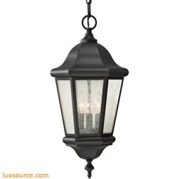 Martinsville Light Outdoor Lantern - 1 -Light - Clear