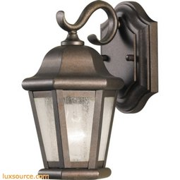 Martinsville Light Wall Lantern - 1 - Light
