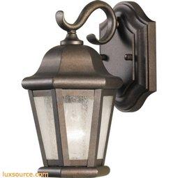 Martinsville Light Wall Lantern - 1 - Light