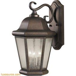 Martinsville Light Wall Lantern - 3 - Light