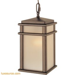 Mission Lodge Light Pendant - 1 - Light