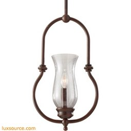 Pickering Lane Light Mini Pendant - 1 - Light