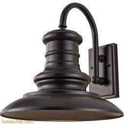 Redding Station Light Outdoor Lantern - 1 - Light- Lantern