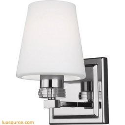 Rouen Light Sconce - 1 - Light - Opal