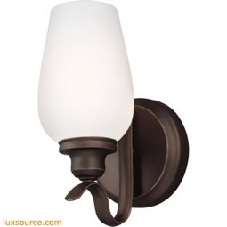 Standish Light Sconce - 1 - Light - Opal