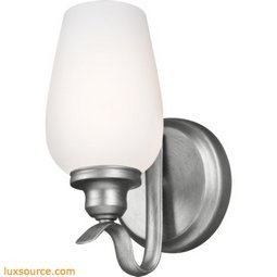 Standish Light Sconce - 1 - Light - White