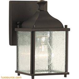 Terrace Light Wall Lantern - 1 - Light - Lantern
