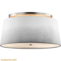 Tori Light Semi Flush - 3 - Light