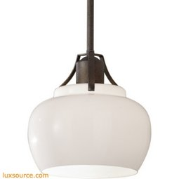 Urban Renewal Light Mini Pendant - 1 - Light - Opal