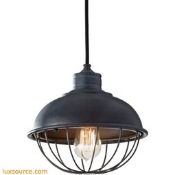 Urban Renewal Light Pendant - 1 - Light
