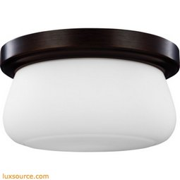 Vintner Light Flush - 2 - Light - White