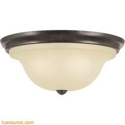 Vista Light Indoor Flush Mount - 1 - Light