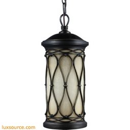 Wellfleet Light Outdoor Pendant - 1 - Light