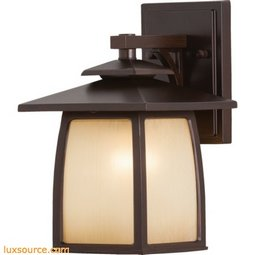 Wright House Light Outdoor Lantern - 1 - Light - Ivory