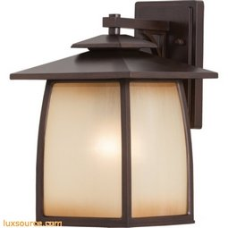 Wright House Light Outdoor Lantern - 1 - Light -Ivory