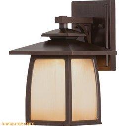 Wright House Light Outdoor Lantern - 1 - Light - LED 2700K 90 CRI