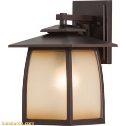 Wright House Light Outdoor Lantern - 1 - Light