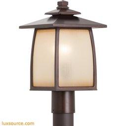 Wright House Light Outdoor Lantern - 1 -Light