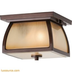 Wright House Light Outdoor Lantern - 1- Light