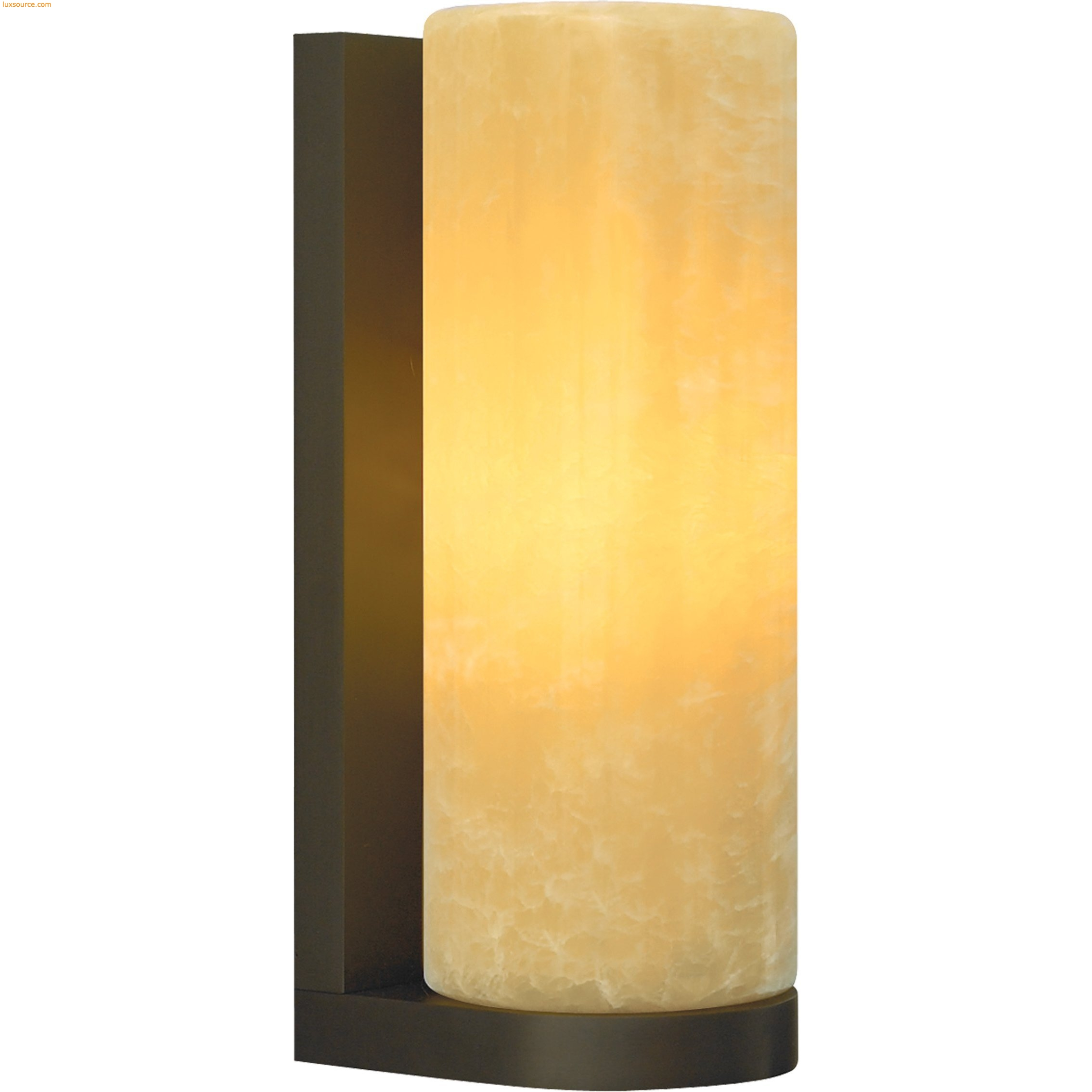 700WSCBOGHZ - Cabo Grande Wall Sconce - Onyx - Incandescent - Lux Source